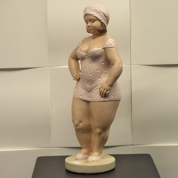 Figurine baigneuse Becky - Gilde