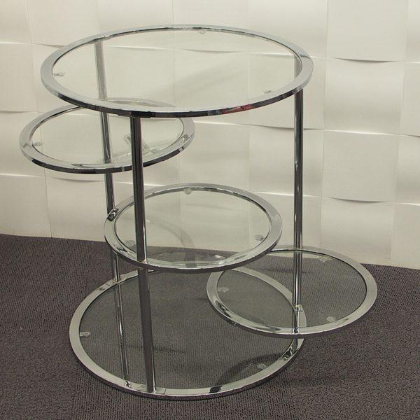 Table multi plateaux Belda